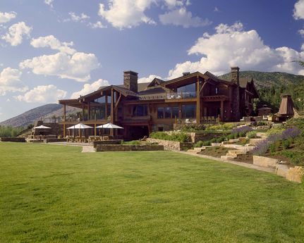 Four Peaks Ranch Snowmass Colorado Luxury Homes With Images