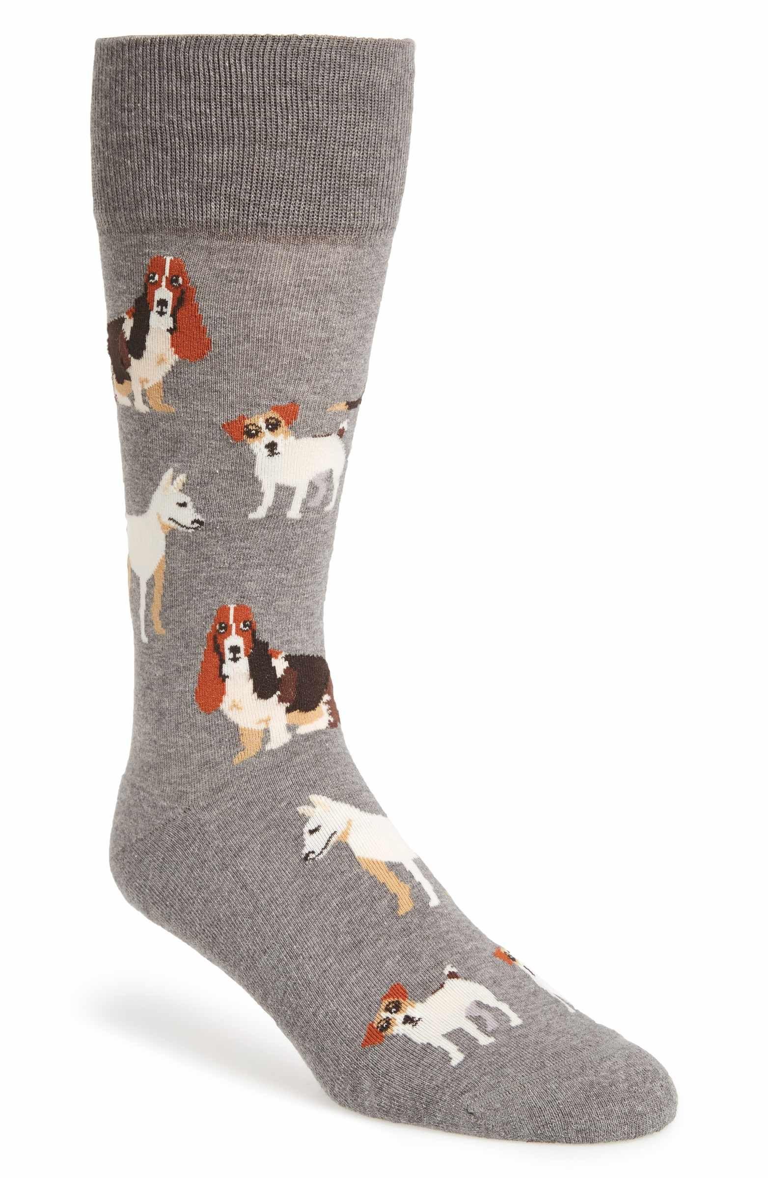 Main Image - Nordstrom Men\'s Shop Dog Socks   DT Wardrobe ...