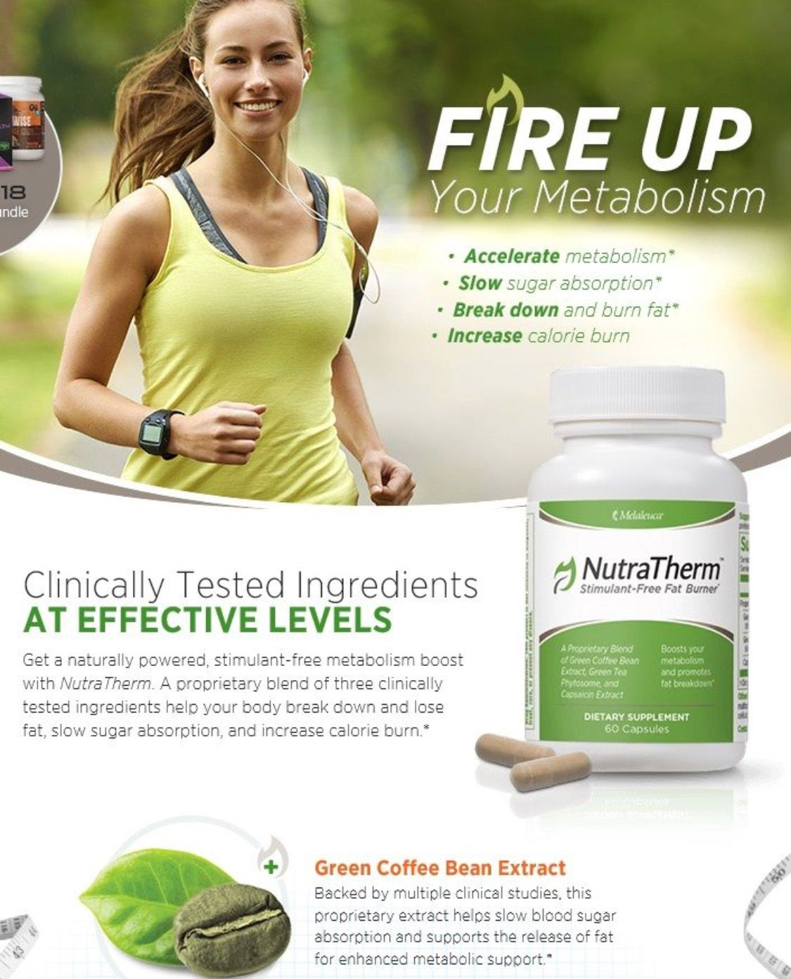 Boost your metabolism. Naturally | Melaleuca the wellness ...