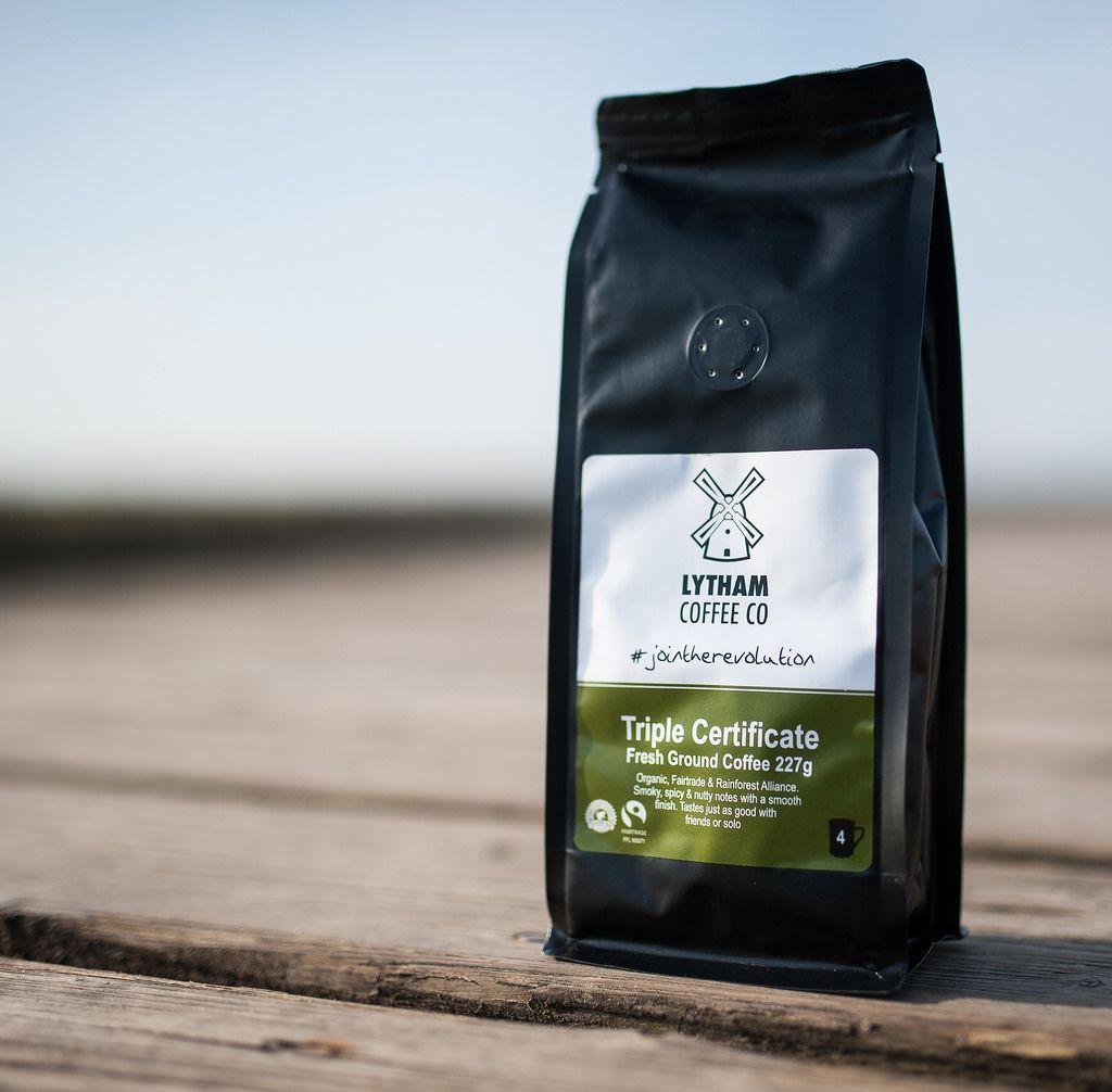 100 Organic, 100 Fairtrade and 35 Rainforest Alliance
