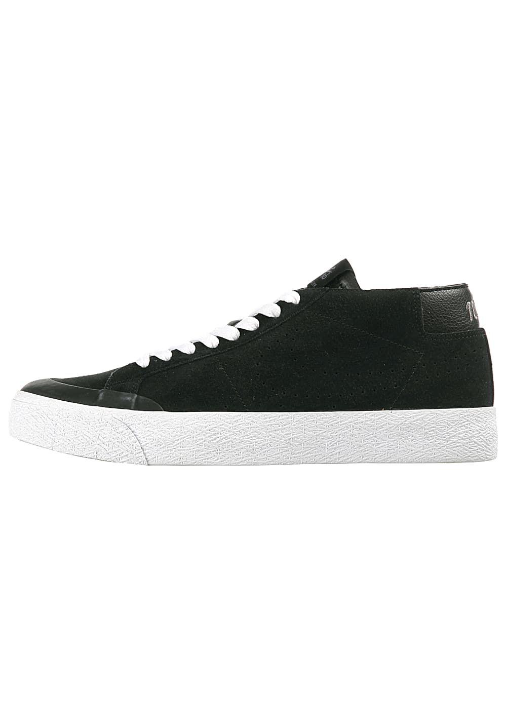 big sale 76b58 3d5e9 Nike SB Zoom Chukka Xt - Baskets pour Homme - Noir