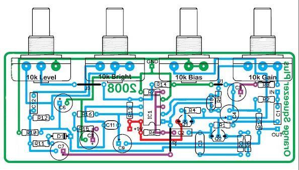 Pin On Electronic Circuit