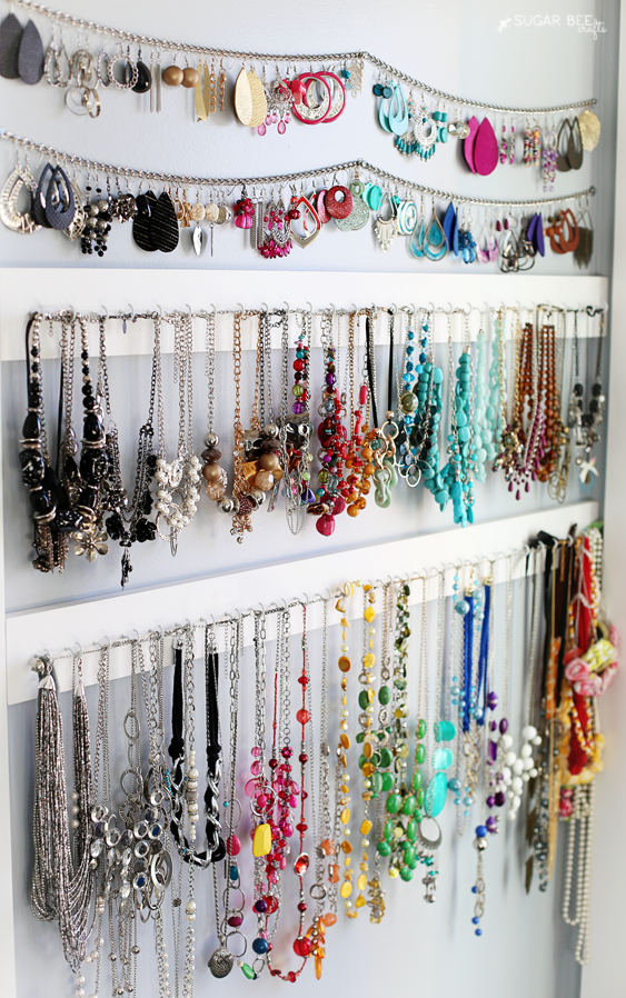 11 Best Ways To Store Organize And Display Your Jewelry