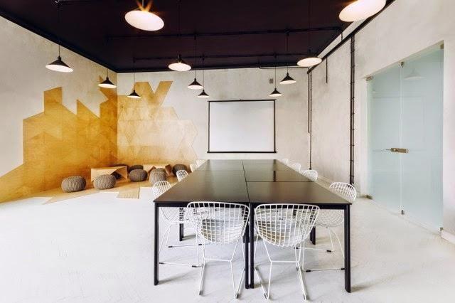 Intérieur du0027un appartement moderne et minimaliste à Varsovie 2