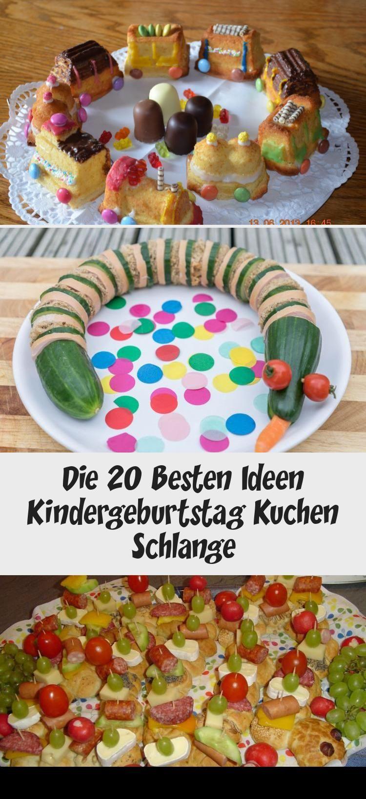 Photo of kindergeburtstag kuchen schlange awesome fantakuchen schlange rezept mit bild vo…