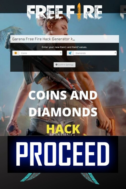 Hack Diamonds for Free Fire in 2020 Hack free money