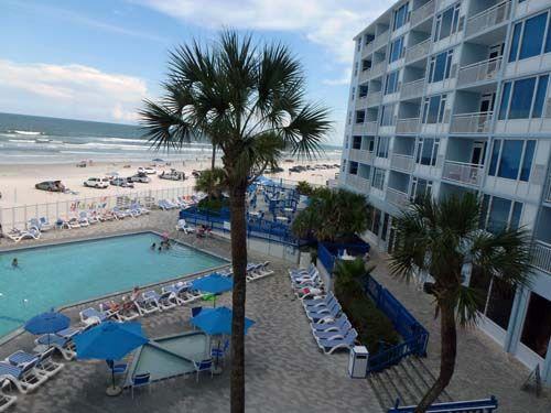 Islander Beach Resort New Smyrna Florida