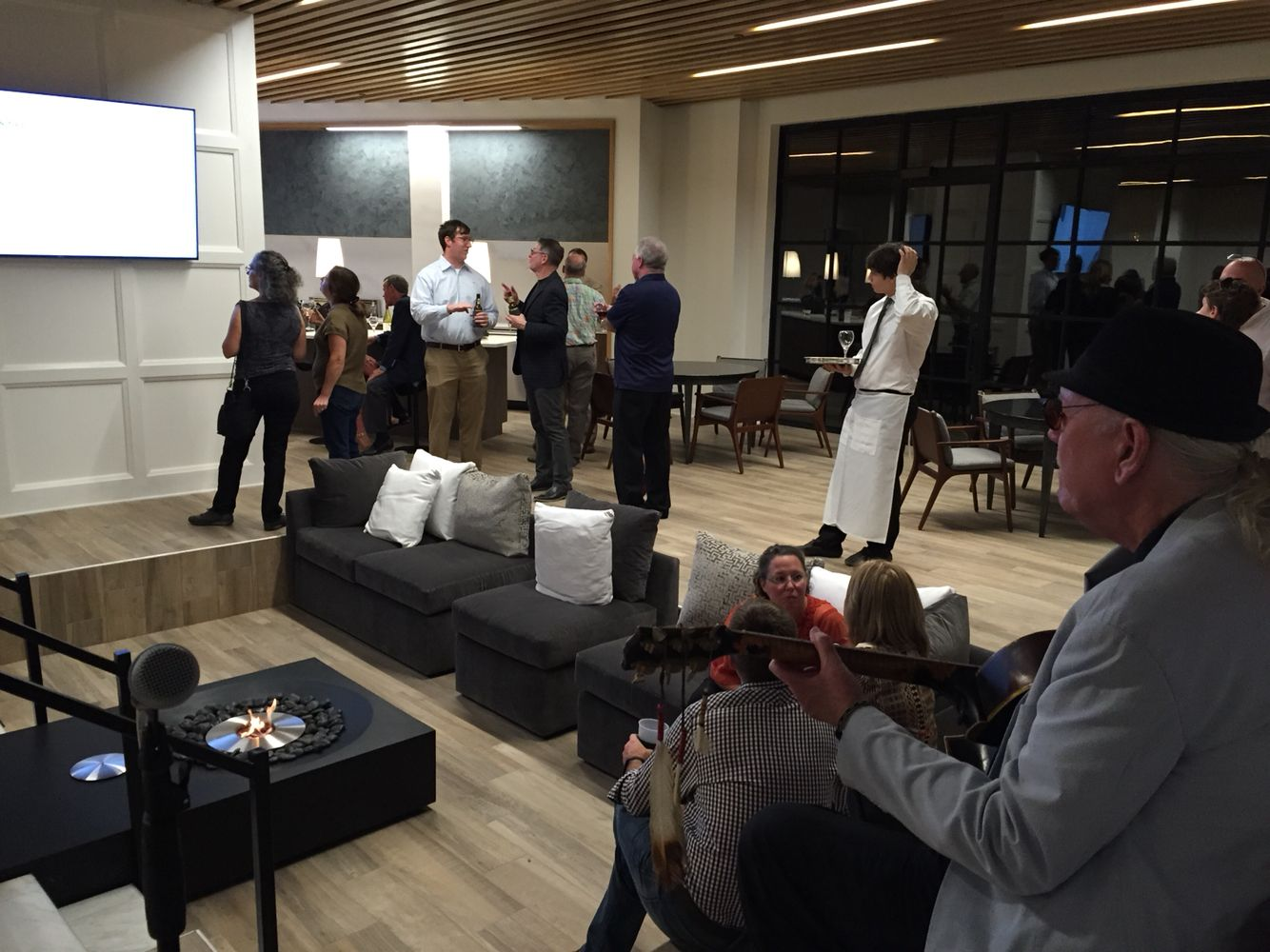 Open house at the Artesian Residences, Memphis, TN. 10/15/2015