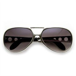 #ZeroUV                   #ApparelApparel Accessories                         #Large #Elvis #King #Rock #Roll #Aviator #Sunglasses                          Large Elvis King of Rock & Roll TCB Aviator Sunglasses                                                  http://www.seapai.com/product.aspx?PID=8126217