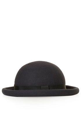 cb07aedc0 Roller Bowler Hat-Top Shop | My fashion world | Hats, Fashion, Topshop