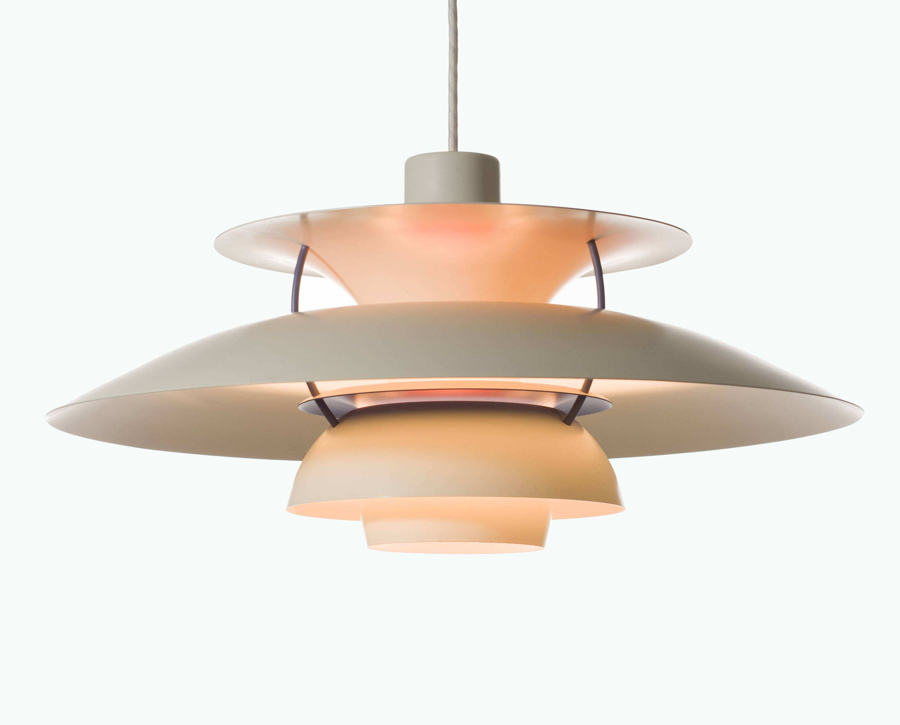 Ph5 pendant by poul henningsen for louis poulsen 1958 iconic ph5 pendant by poul henningsen for louis poulsen 1958 iconic danish design pendant light aloadofball Choice Image