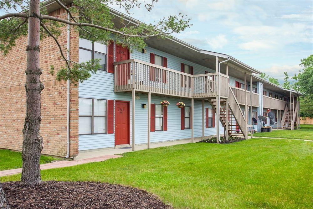 Bolton Estates apartments in Columbus Ohio are your answer