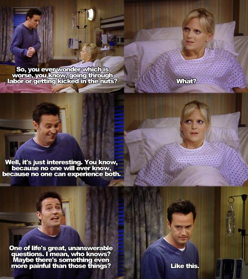 Friends - Oh Chandler