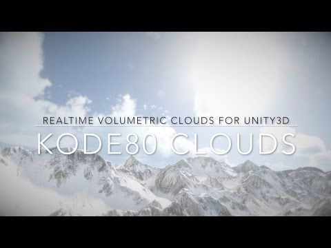 Kode80 Clouds For Unity3d Youtube Clouds Unity Natural Landmarks