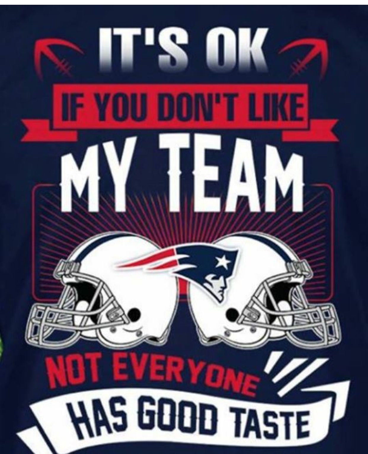 Patriots 365 Days A Year New England Patriots Patriots New England Patriots Football