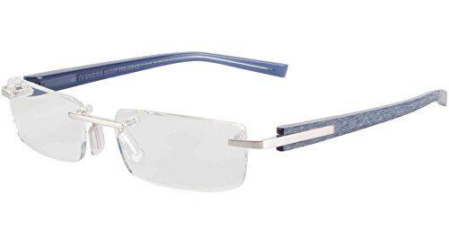 6f1f514a2d TAG Heuer Men s 8103 Trends Rimless Designer Eyeglasses