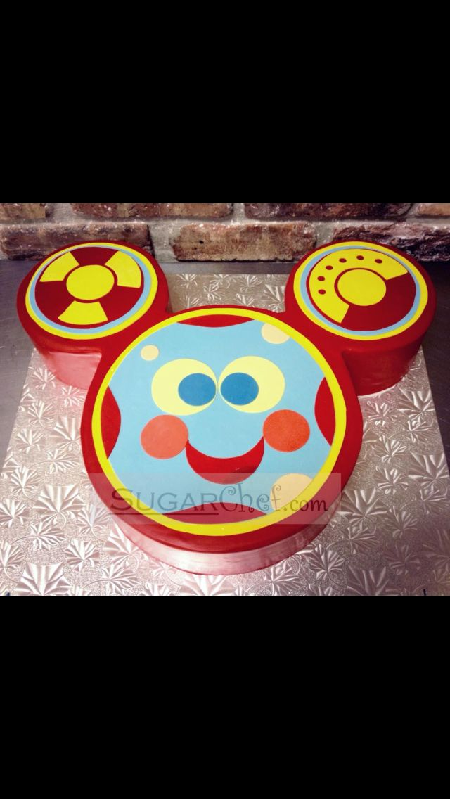 Marvelous Toodles Birthday Cake With Images Peanuts Birthday Mickey Funny Birthday Cards Online Alyptdamsfinfo