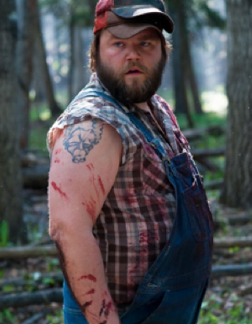 Pin By Kori Teasley On Urinetown Tucker And Dale Vs Evil Movie