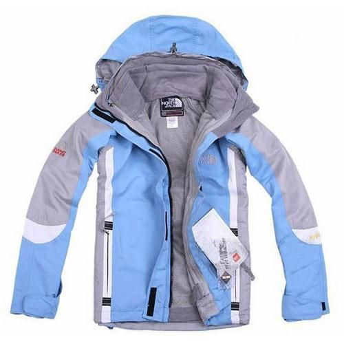 KnowInTheBox High Quality The North Face HyVent Skyblue