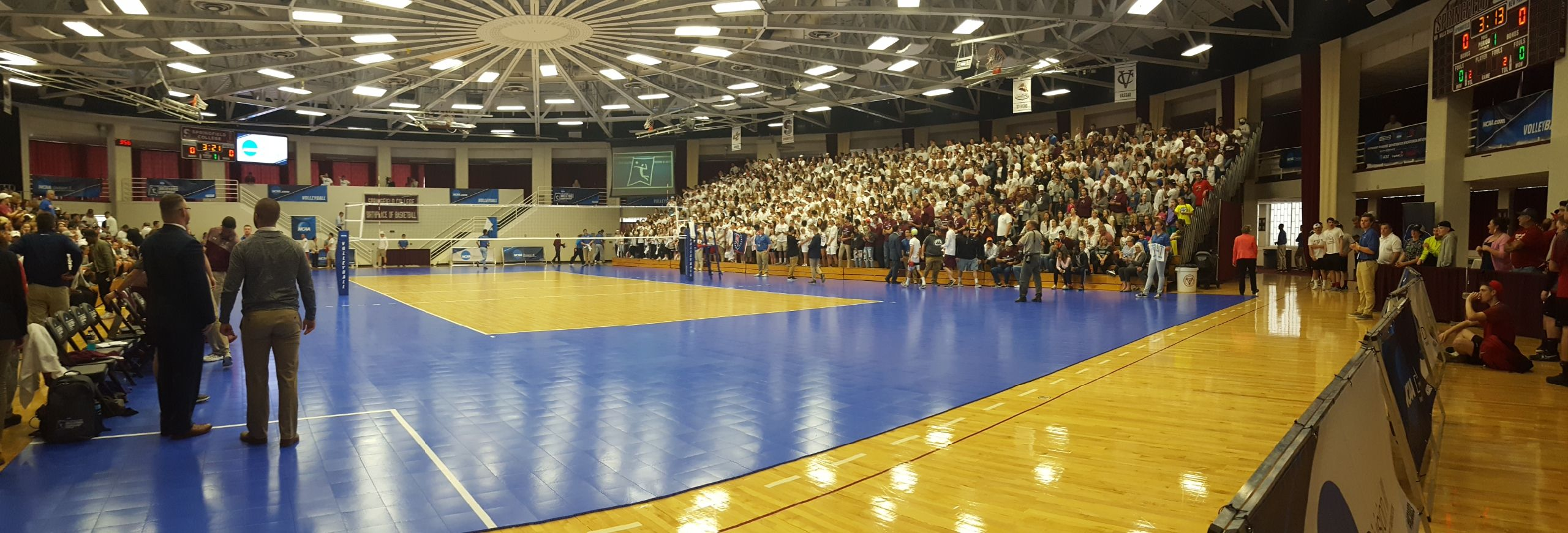 Ncaa Division Iii Men S Volleyball Championships Volleyball Net Volleyball Mens Volleyball