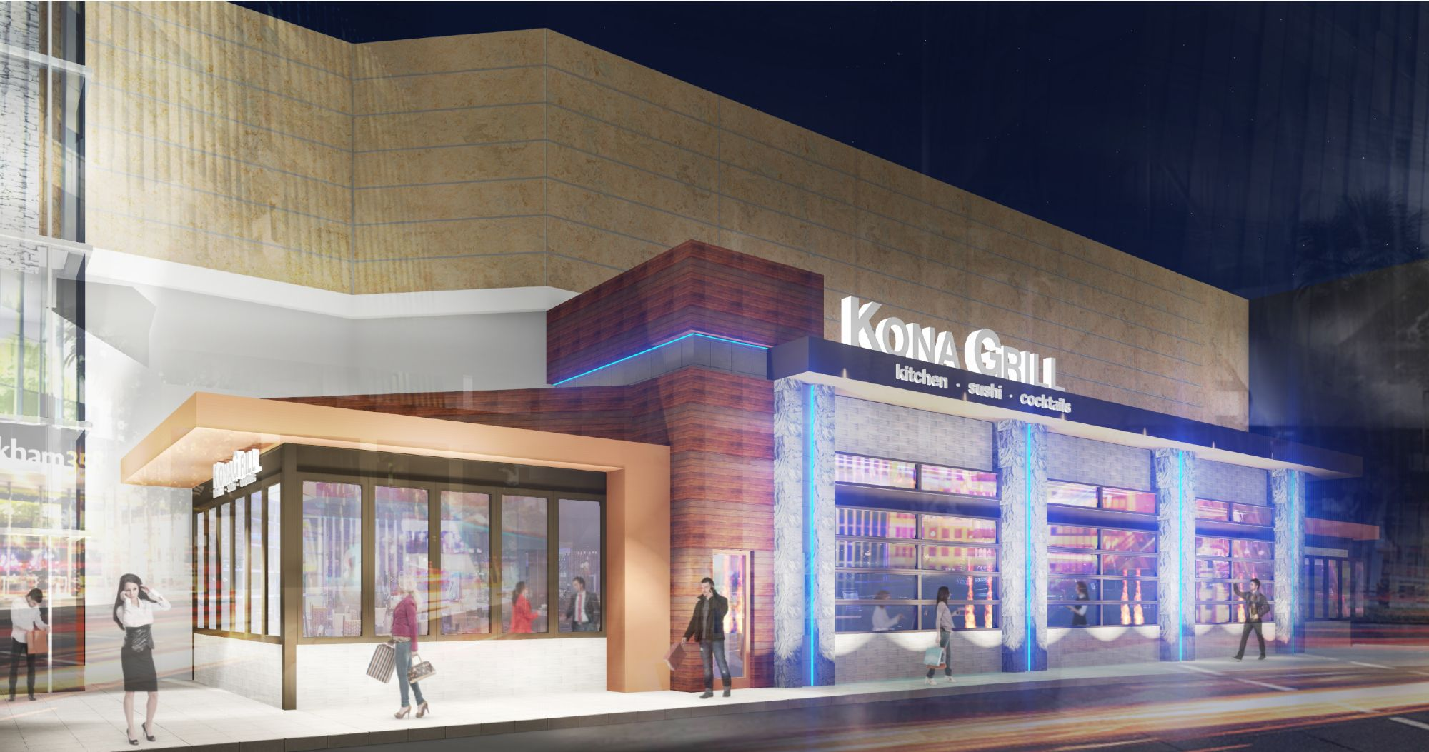 Check out this design for a new KonaGrill location by