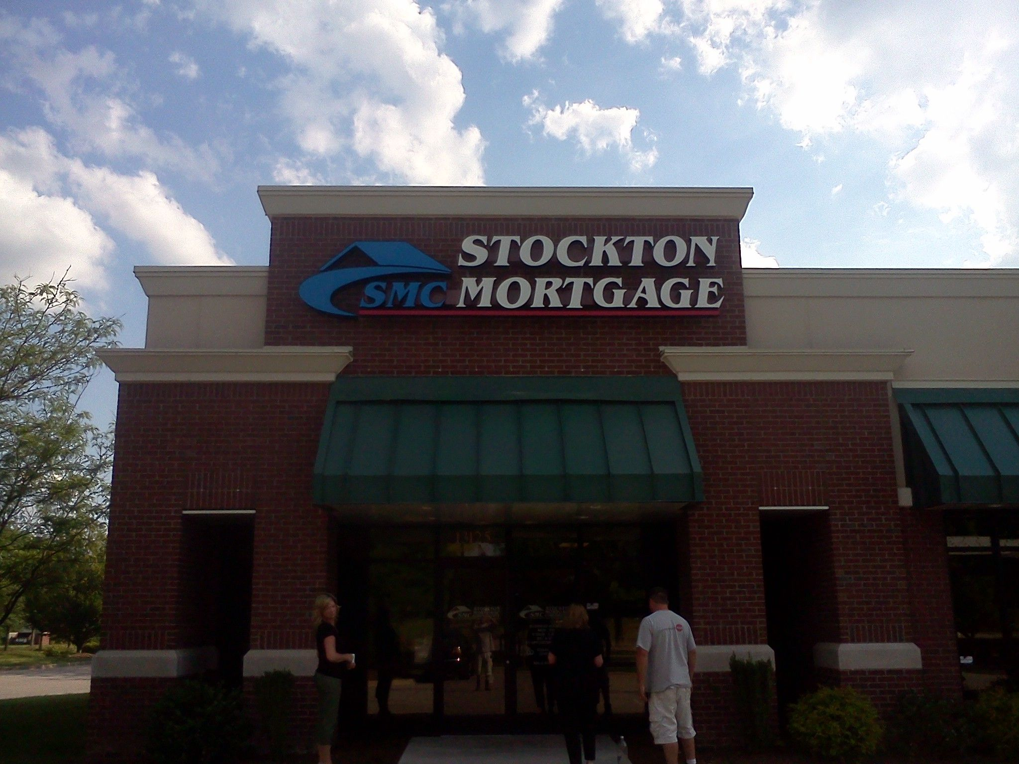 Stockton Mortgage Channel Letter Sign Stocktonmortgage Channelletters Businesssigns Outdoorsig Commercial Signs Channel Letter Signs Business Signs Outdoor