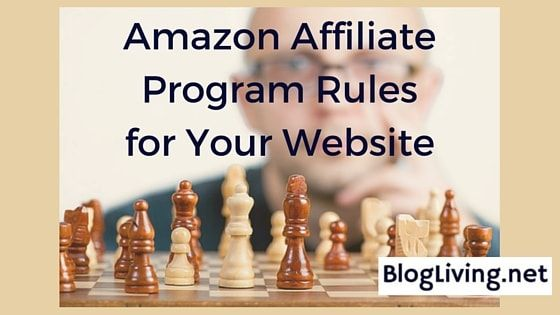 Are you violating Amazon Associates Program Operating Agreement - operating agreement