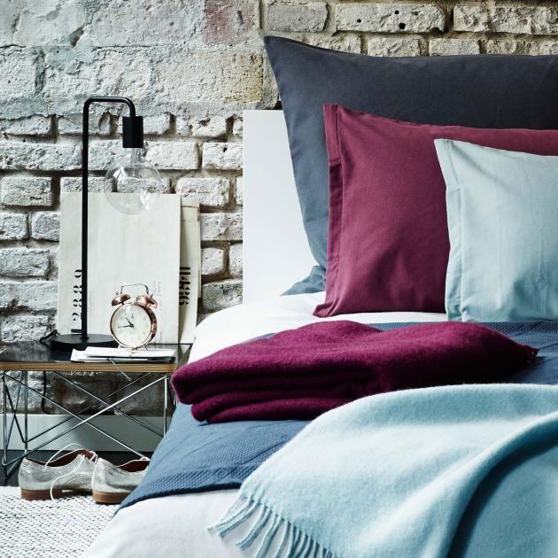 Zeitlos Schone Bettwasche Wohnen Flanell Bettwasche