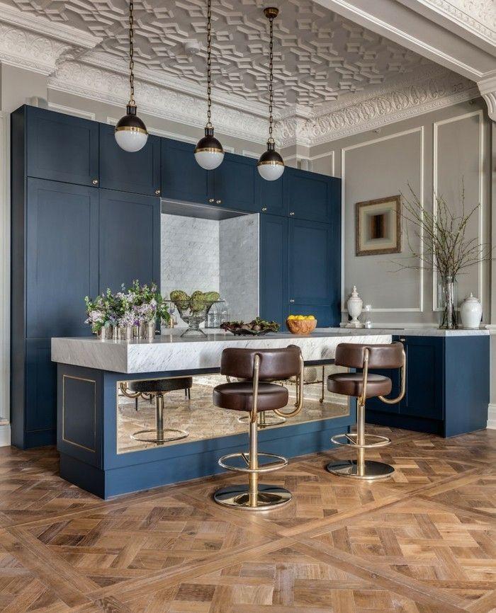Moderne Küchen \u2013 Schaffen Sie die passende Stimmung in 2018 Küche - küchenspiegel aus holz