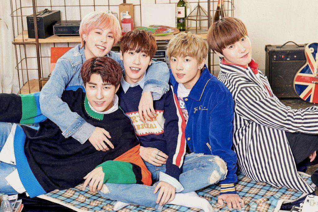 Onewe 181119 Boy Groups Kpop Boyfriend Photos