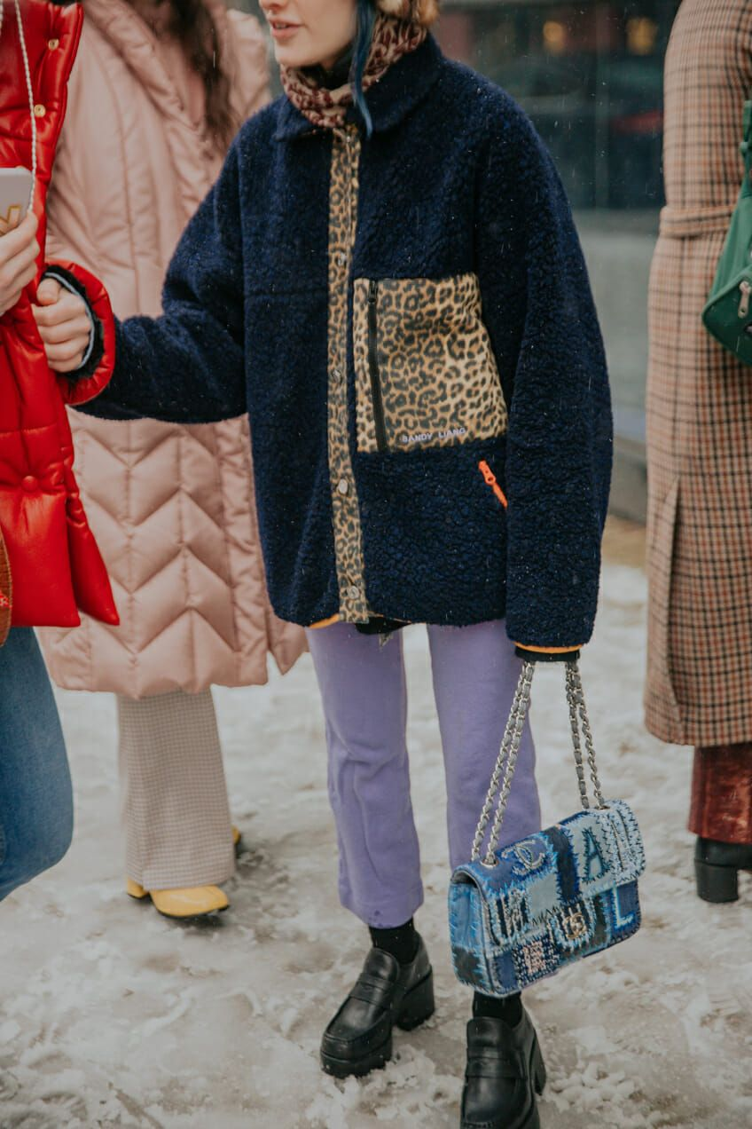 Photo of The Very Best Street Style Looks From New York Fashion Week 2019