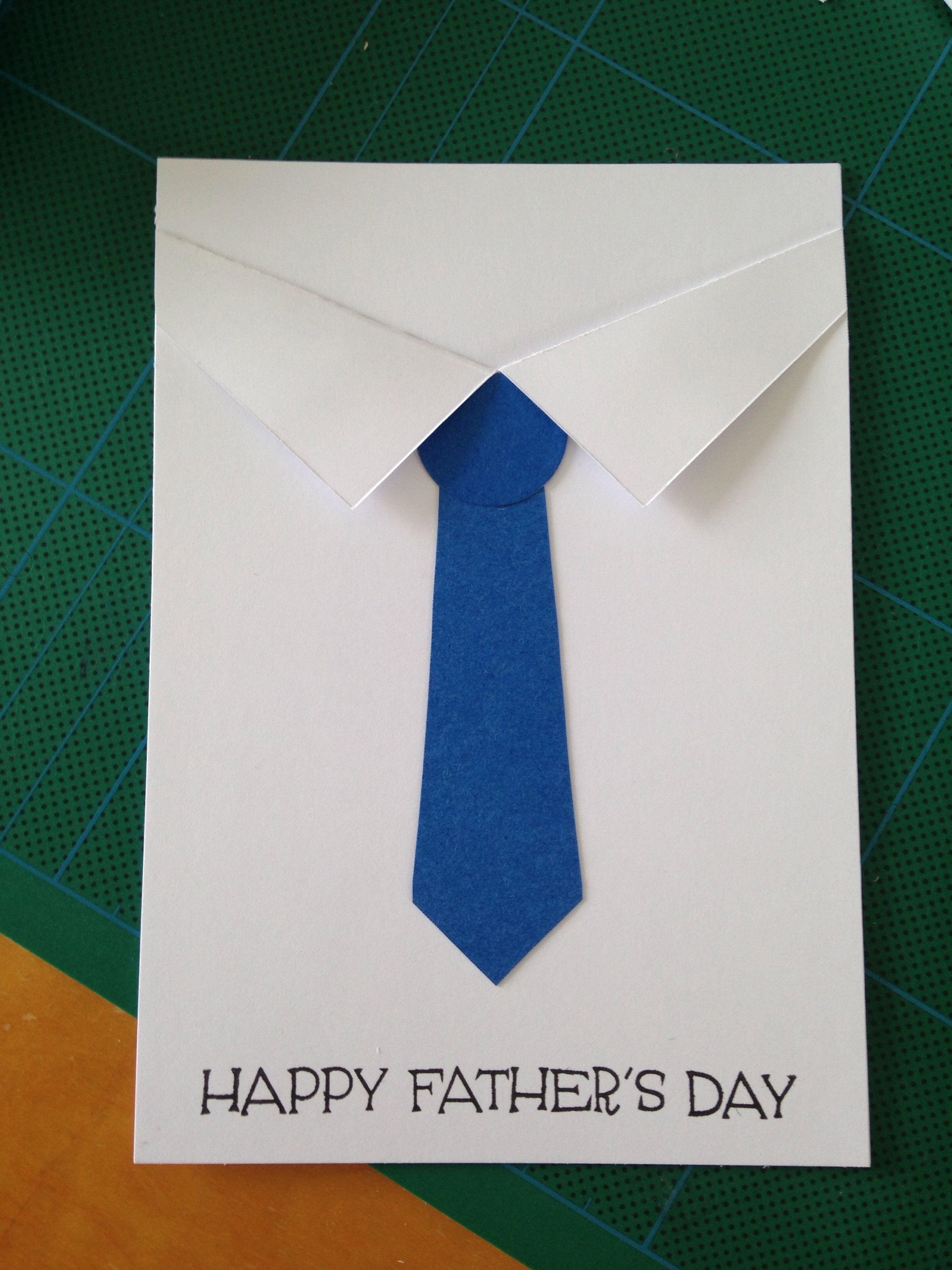 Fatherus day card handmade by me fathers and mothers day