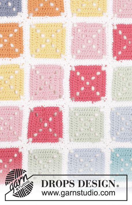 Free Pattern   Inspiration og tips til hækling   Pinterest   Manta ...
