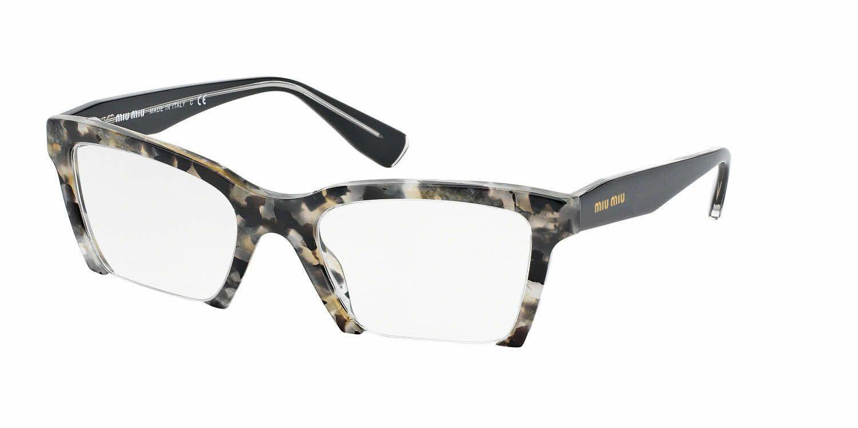 b3073b52a3eb Miu Miu MU 04NV - Rasoir Eyeglasses  MiuMiu