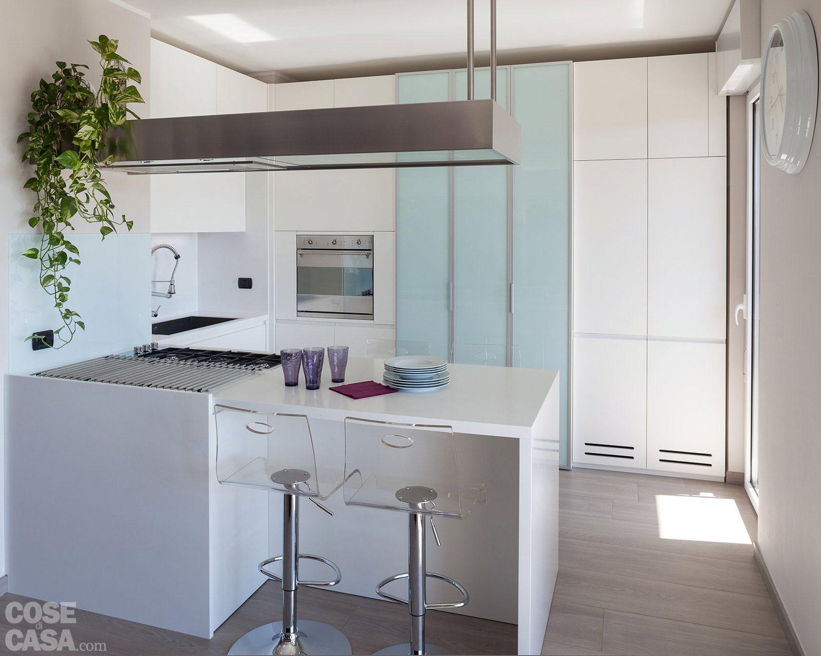 progetto cucina stanza 2 x 3 m isola - Cerca con Google | evim için ...