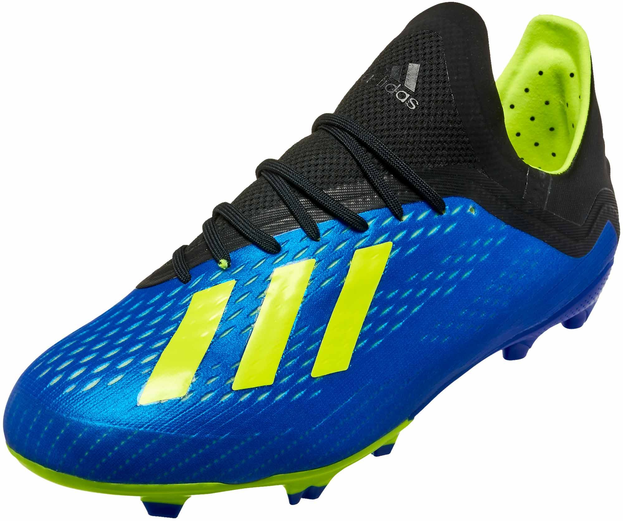 reputable site c19b9 47ec3 Youth adidas X18.1. At SoccerPro.