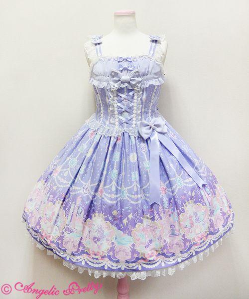 Kawaii Lolita fashion - Angelic Pretty dress