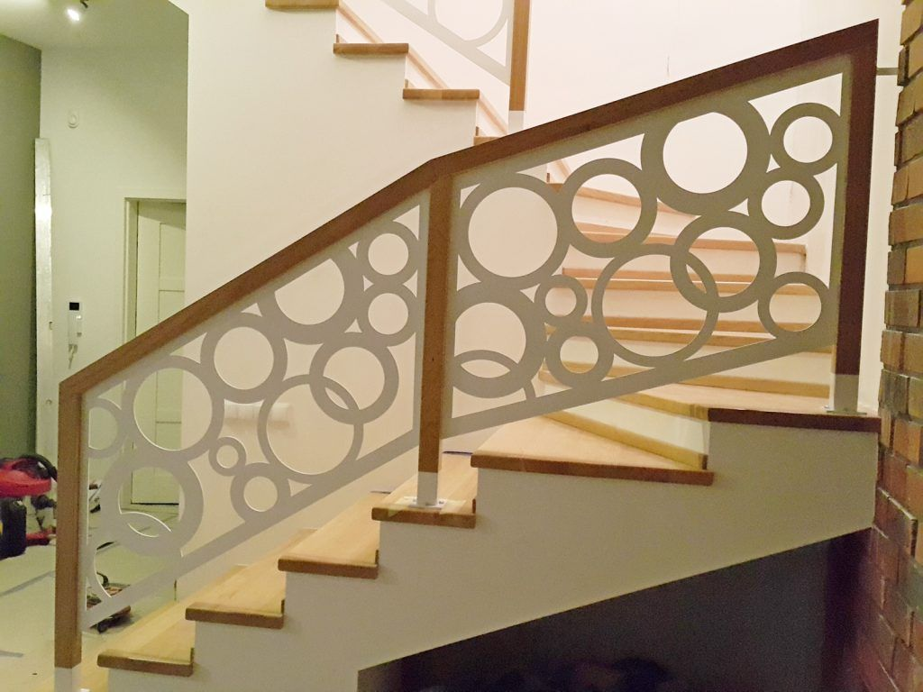 Pin by Rumplepimple on Stairs   Staircase railing design ...