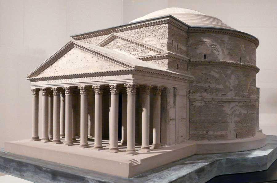 Http Www E Architect Co Uk Images Jpgs New York Pantheon