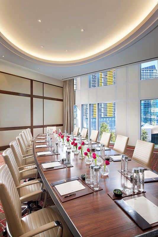 Executive Boardroom At Mandarin Oriental Las Vegas