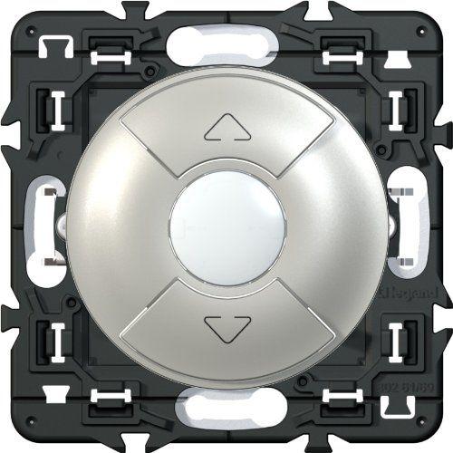 Legrand Celiane Leg99790 Roller Blind Shutters Switch For Assembly Titanium Coloured No Description Barcode Ean 3245060997908 Http Avec Images Commande Volet Roulant