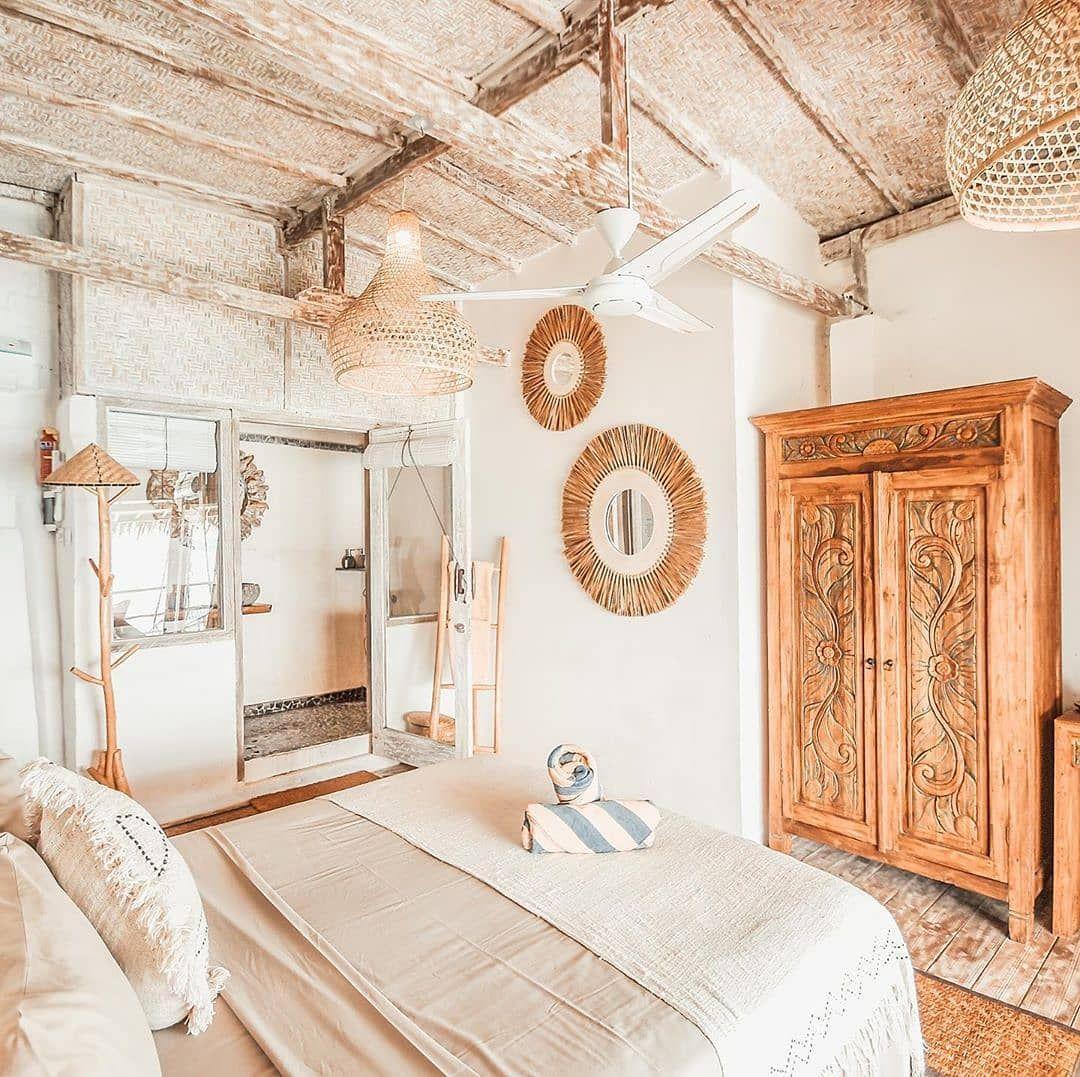 Such a dreamy beach house inspo 🌴  📷 lecliffbali  . . . . #boholivinginspo #bohemianhomes #bohemiandecor #coastalboho #balihouse #bohoofeelings #bohemianstyle #boholivingroom  #bohemian #bohohome #bohoinspiration #decorstyle #interiorstyle#spaceliving#interioridea #homeideas #houseidea #interiorstyle #interiordesign #homedecor #boholiving#bohodecor  #bedroomdecor #bohobedrooms