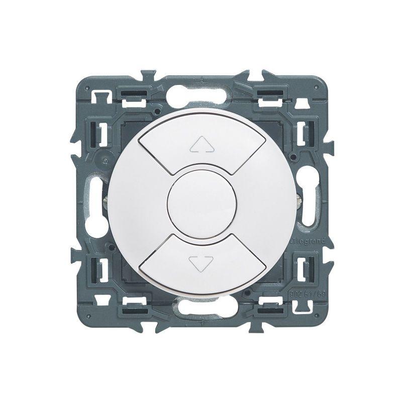 Interrupteur Individuel De Volets Roulants Celiane Blanc 099740