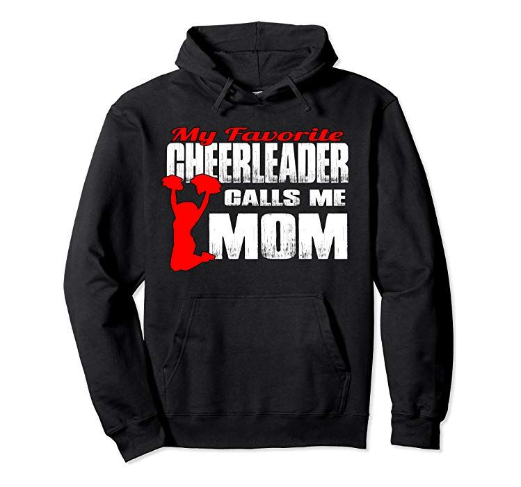 Hutt Called Your Clothing Bland: Amazon.com: My Favorite Cheerleader Calls Me Mom Cheer Mom