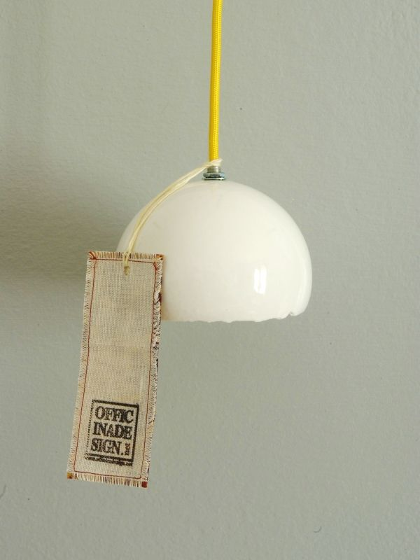 This is Brio! made by Officina-Design that produces decorative objects and plans unique and personalized environments, starting from the interaction with the customer.  #handmade #madeinitaly #homedesign #lamps #interiordesign http://goo.gl/Lu6iXy
