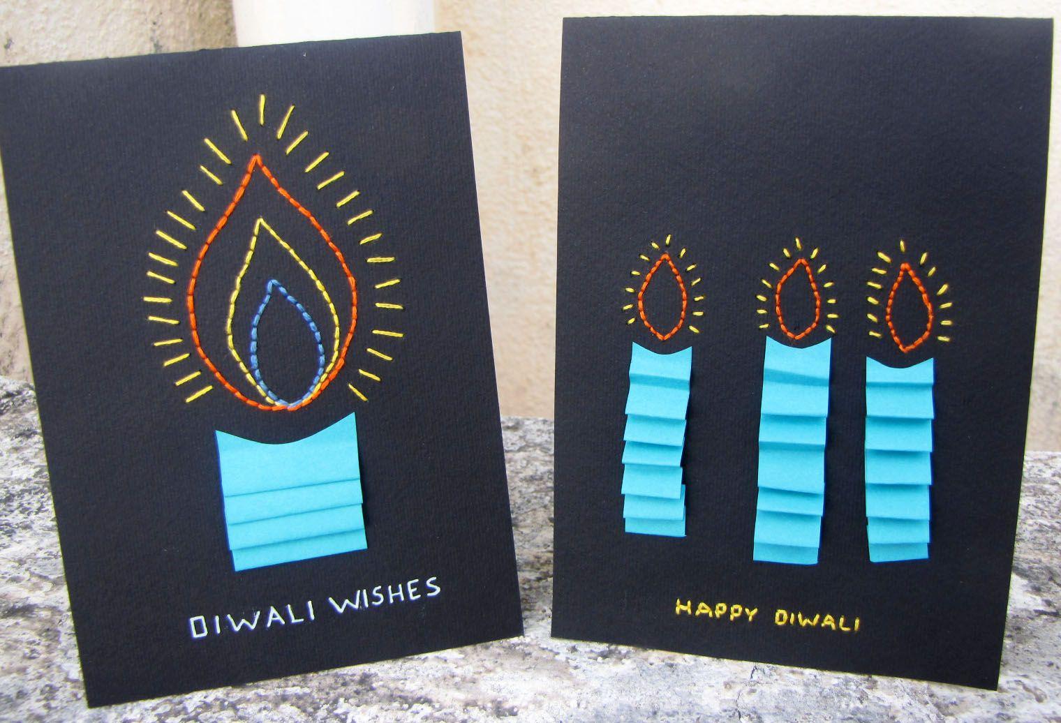 Handmade with love diwali wishes diwali pinterest diwali diwali ideas cards crafts decor diy for home kristyandbryce Gallery