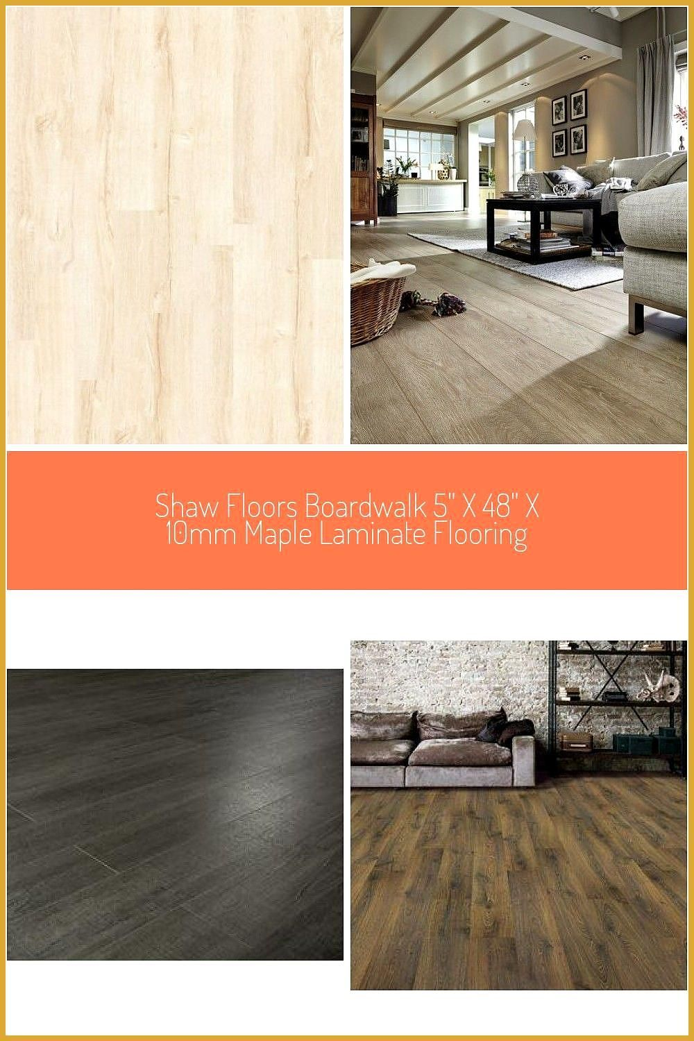 Major Brand 10mm Brick Maple Maple Laminate Flooring Brick Flooring