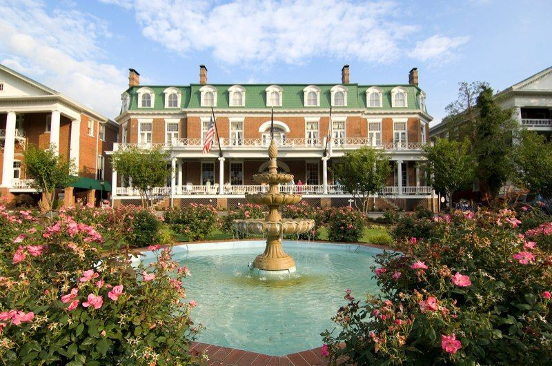 Martha Washington Inn In Abingdon Virginia We Spent Our Wedding Night Here The