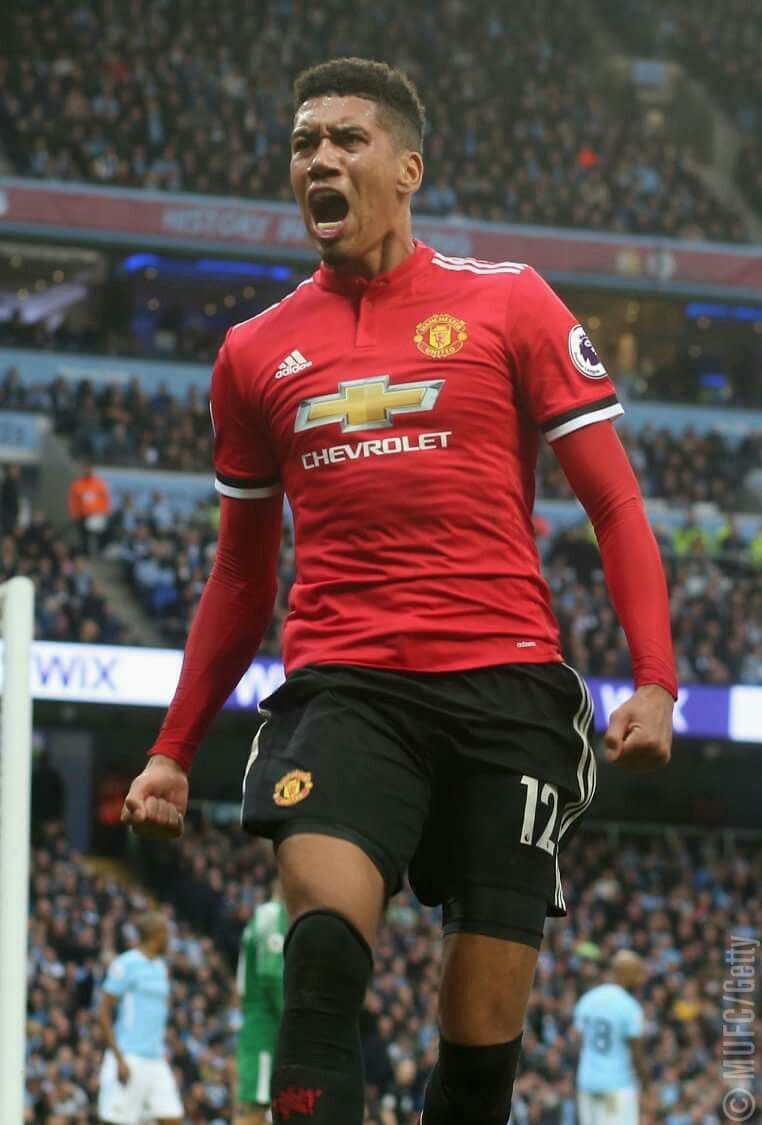 Chris Smalling Manchester united football club