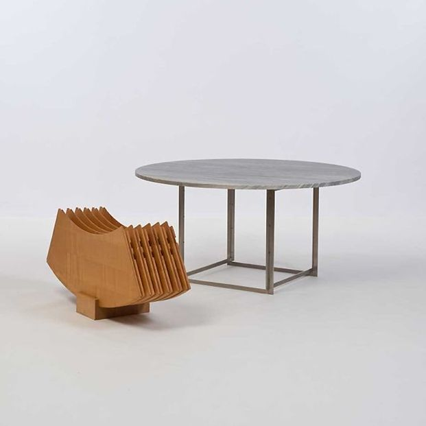 furniture poul kjaerholm pk54. Poul Kjaerholm, PK54, Dining Table, Furniture, Galerie Chantala Furniture Kjaerholm Pk54 U